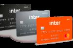 Cartão de crédito Inter: Conheça 3 cartões sem anuidade do banco inter