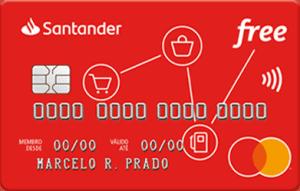 Read more about the article Conheça o cartão Santander Free e nunca mais pague anuidade!